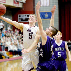 Edward Little boys down Messalonskee in Class A quarterfinal, 68-57