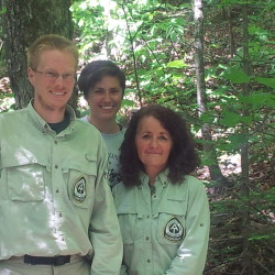 2014 MATC Caretakers patrol the A.T. in Maine, providing environmental protection through education and stewardship.