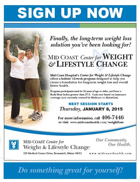 Mid Coast Hospital Weight Lifestyle Change Program User