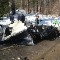 2 men dead in Vassalboro head-on collision