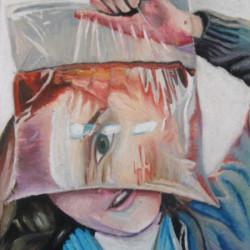 Holly Durgan, Gold Key, Art Portfolio