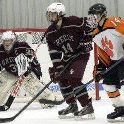Greely hockey team forfeits two wins after unintentionally using suspended player
