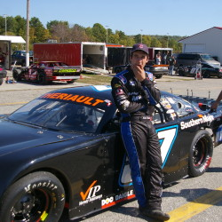 Newburgh man offering charitable rides in race car driven by NASCAR's Tony Stewart