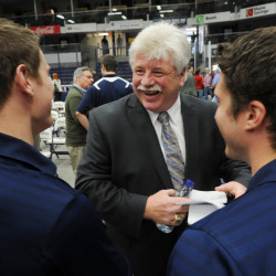 Gendron's selection as new UMaine hockey coach applauded by coaches, former players