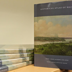 Maine historical atlas a prime example of the importance of humanities to the state