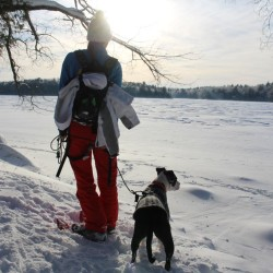Safety tips for winter hikes