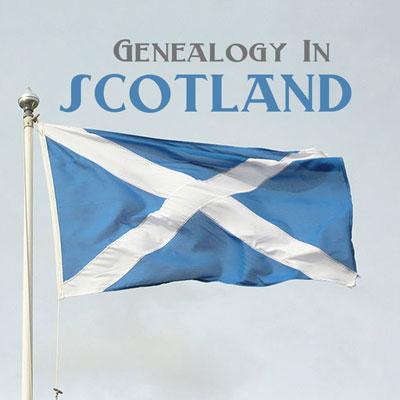 Genealogy in Scotland