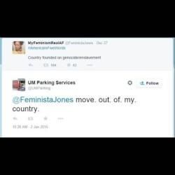 Student's profane tweet stirs free-speech debate