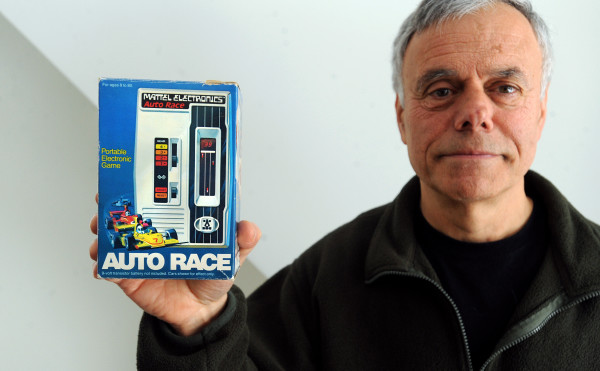 Mark Lesser of Surry had to redesign a calculator chip before writing the software for Mattel's &quotAuto Race&quot handheld game, which was released in 1976.  At the time, he worked as a circuit design engineer at Rockwell International in California. The game is the first ever all-electronic handheld with no moving parts. Lesser had a long career in video game development, writing the programs for the earliest Mattel handheld games and one of the most popular sports games, &quotNHL '94.&quot