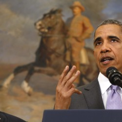 Is Obama risking executive authority on Syria?