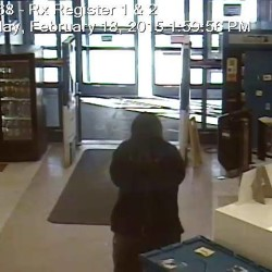 Police seek suspect in Gardiner pharmacy robbery