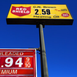 Gas prices spike across US at fastest rate since 2005