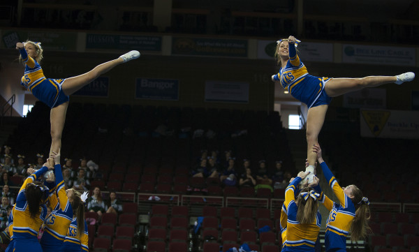 Traditional Powers Hope To Retain Cheering State Championships
