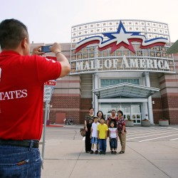 Americans falling out of love with shopping malls