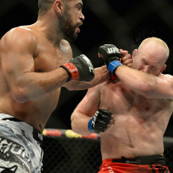 Lincolnville native continues pursuit of title in UFC bout Saturday night