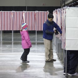 Maine lawmakers seek to end strategic voting, 'spoilers' with petition for ranked-choice voting