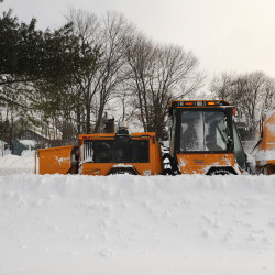 Storm drops half-foot of snow on Maine, N.H.