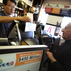 What would you do if you won the lottery? Powerball jackpot climbs to $550M