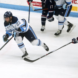 Seniors lead Bears to Hockey East playoff berth