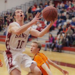 Campbell, Lewis lead Bangor boys to hard-fought win over Brewer