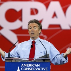 Conservatives back Rand Paul for U.S. president in early poll