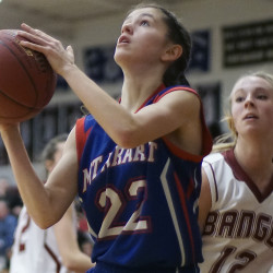 Bragg, Butler sisters help Bangor open with victory over Lewiston girls