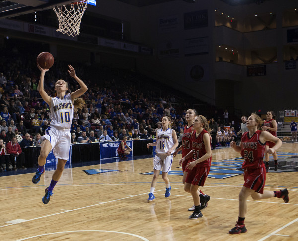 Maine Girls High School Basketball Teams Gearing Up For State Title