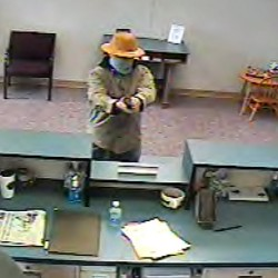 Portland bank robber caught 10 minutes after crime, police say