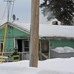 Smoke inhalation cited as cause of Old Town man's death