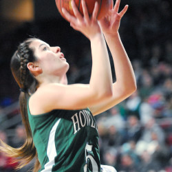 Crane's 11 points in 3rd quarter help Dexter girls basketball team beat Penobscot Valley