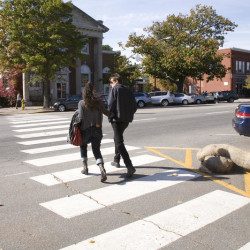 Rockland looking to increase pedestrian safety
