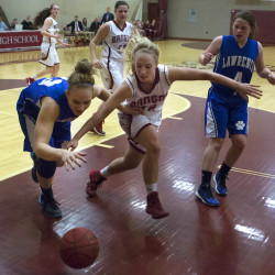 Johnson helps Bangor girls hold off Mount Ararat for first EM title berth since 1999