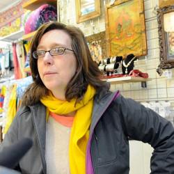 Julie Baker Leaden, Holden resident.