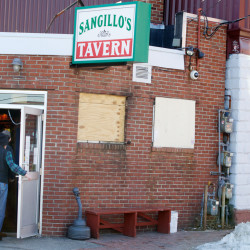 Embattled Sangillo's Tavern to remain open, for now, after Portland council delays action on liquor license