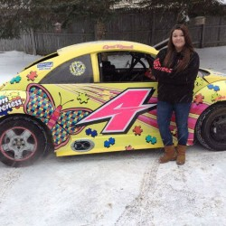 Auto racing is a passion for Brewer eighth-grader