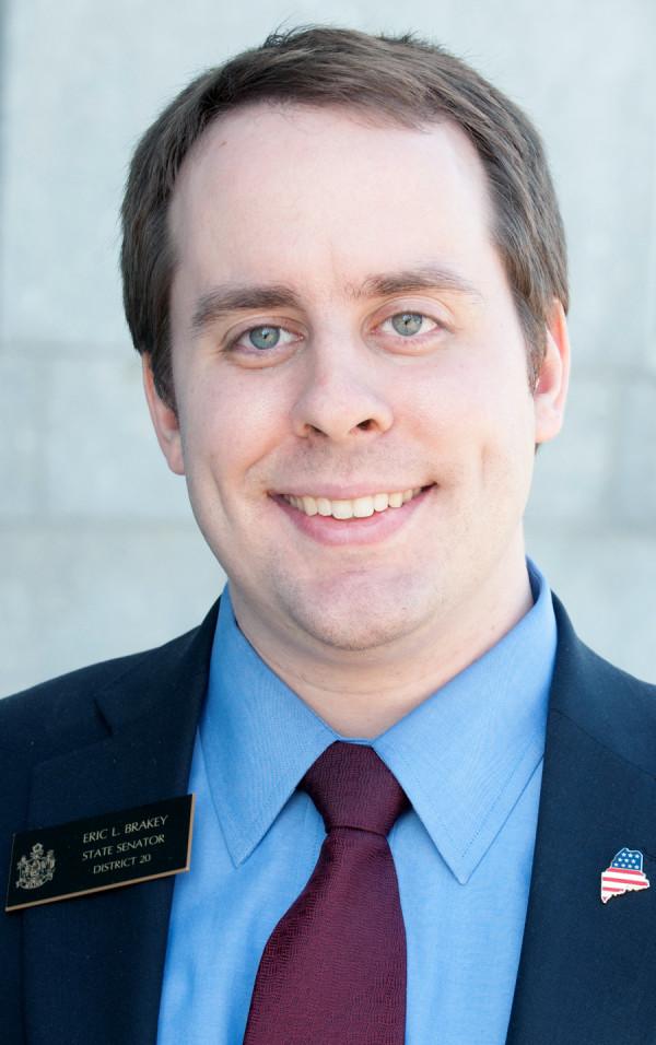 State Sen. Eric Brakey, R-Auburn
