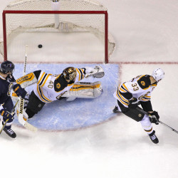 Bruins defeat Coyotes for 12th straight win