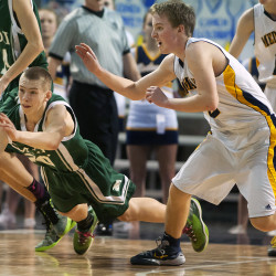 Medomak Valley alum guides boys basketball team to state 'B' final against Falmouth