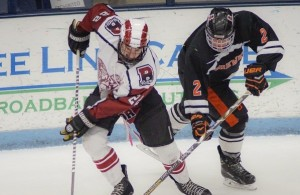 Bangor survives Brewer rally to post 6-4 hockey victory