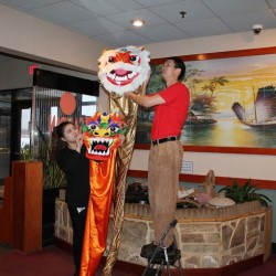LePage helps celebrate Chinese Year of the Snake in Bangor