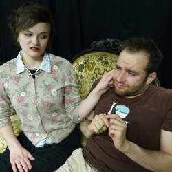 """Confessions of a Nightingale"" Presented by Stage East"