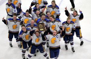 Falmouth sweeps Class A Nordic skiing crowns