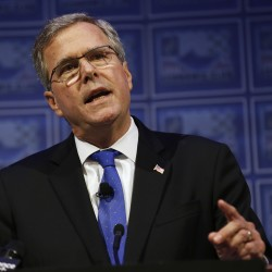 Jeb Bush's heresy
