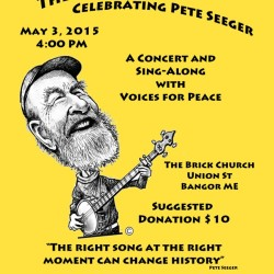 Celebrating Pete Seeger