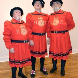 "The Gilbert and Sullivan Society of Maine presents ""The Mikado"""