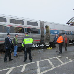 Downeaster train canceled Sunday; Jetport open