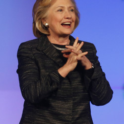 Hillary Clinton hospitalized with blood clot, spokesman says