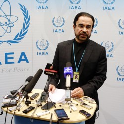 Iran heralds its nuclear research efforts; Western nations contend it's all hype