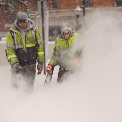 Forecast calls for possible snow in southern Maine