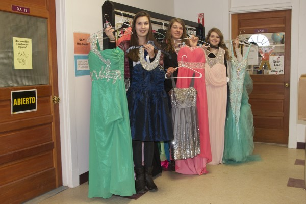 Prom dresses collected for students in East Machias area who can\'t ...